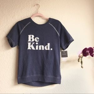 Tops - BE KIND   women's graphic tee t-shirt shirt small